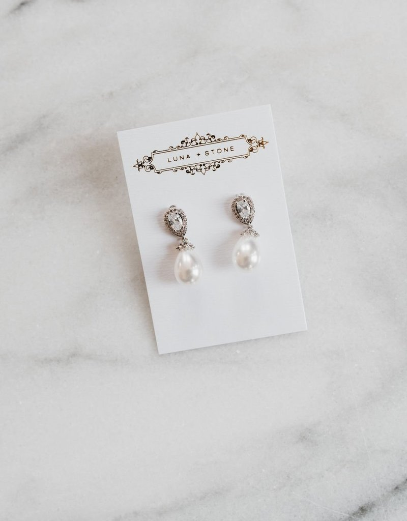 Luna & Stone Charlotte Earrings