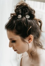 Luna & Stone Dahlia Hair Comb