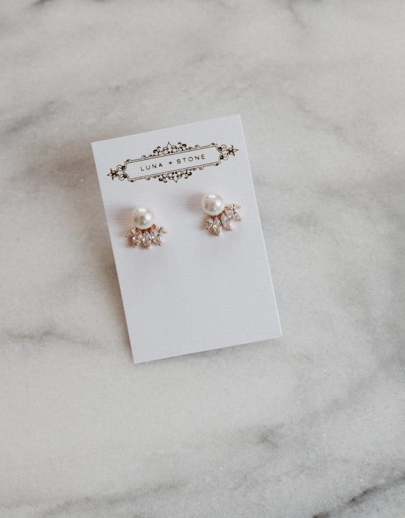 Luna & Stone Lucia Earrings