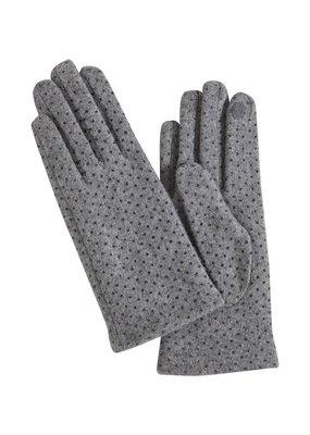 ICHI Iauma Polkadot Gloves