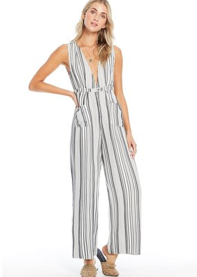 Saltwater Luxe Taylor Striped Jumpsuit