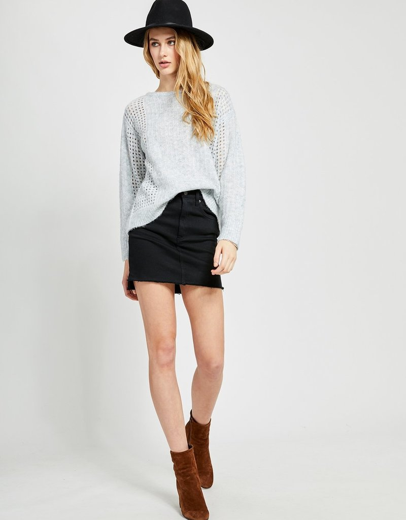 Gentle Fawn Collie Sweater