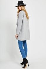 Gentle Fawn Anouk Coat in Lt Grey