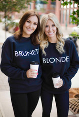 Brunette the Label Brunette Sweatshirt Navy