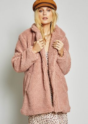 Sage the Label Revival Teddy Bear Coat