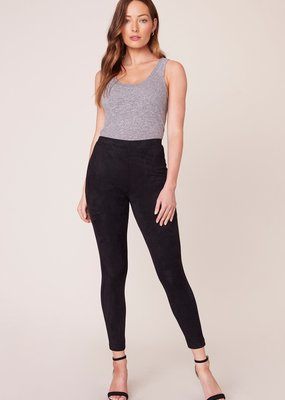 BB Dakota Zero to a Hundred Faux Suede Legging
