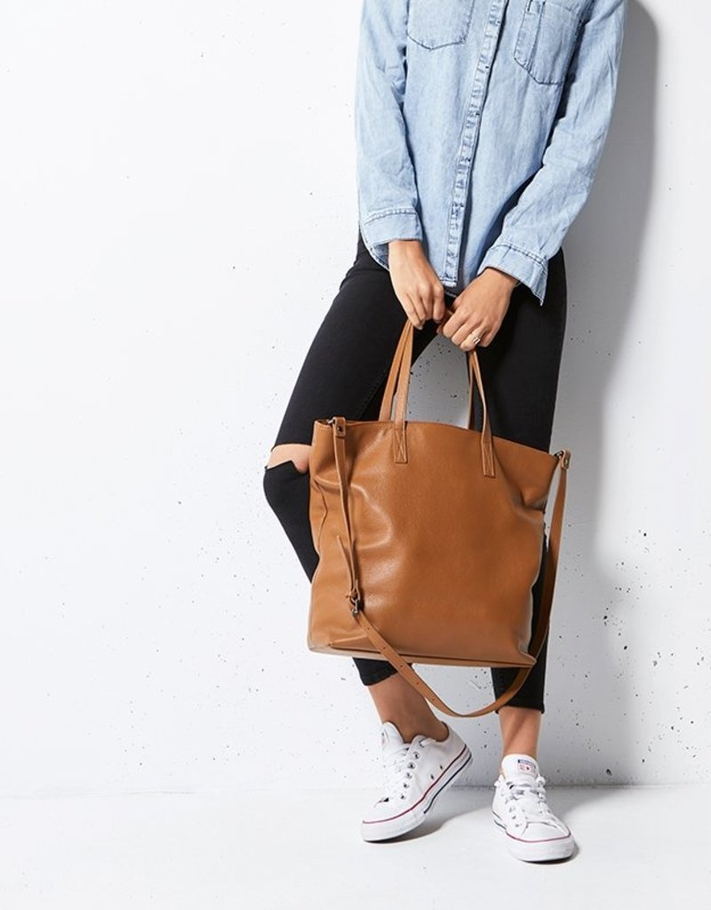 Status Anxiety Fire on the Vine Bag - Tan