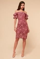 Adelyn Rae Alisa Off The Shoulder Dress