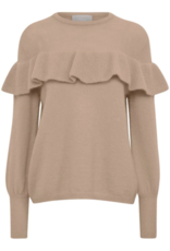 Part Two Finula Ruffle Pullover