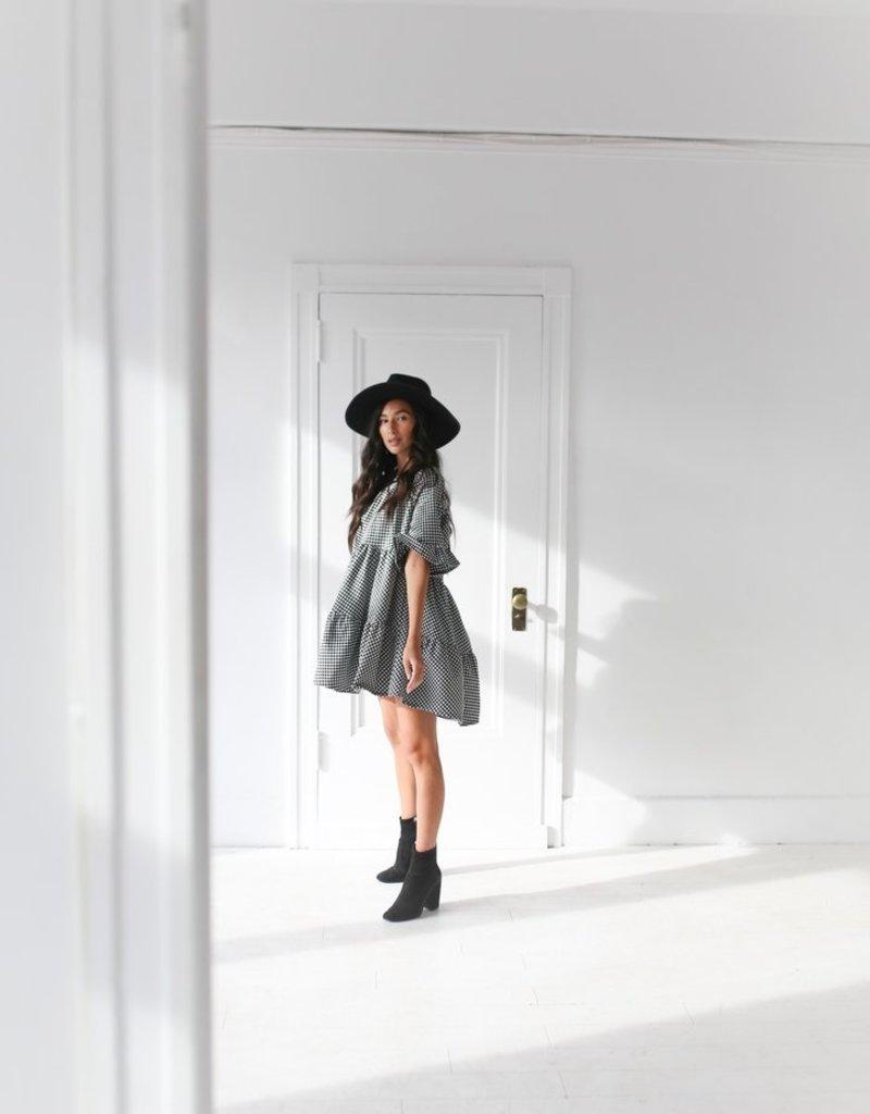 Emma Knudsen Maxwell Dress in Gingham