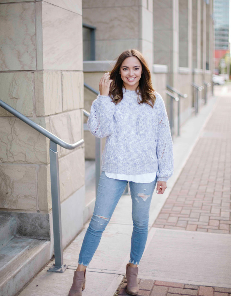 ICHI Willow Sweater