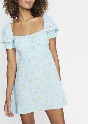 Faithfull Iris Mini Dress