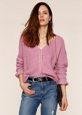 Heartloom Dani Sweater in Lilac