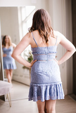 Keepsake Eternal Mini Dress