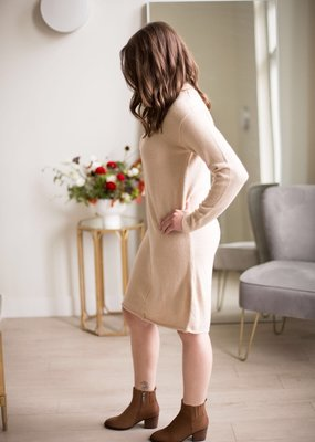 B.Young Malea Sweater Dress