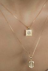 Melanie Auld Melanie Auld Guardian Locket Necklace