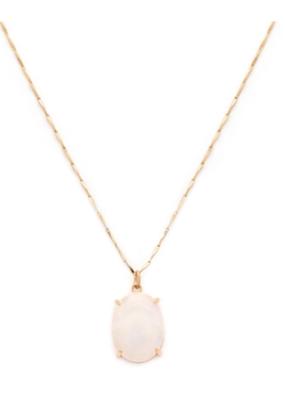 Melanie Auld Melanie Auld - Amulet Necklace in Moonstone