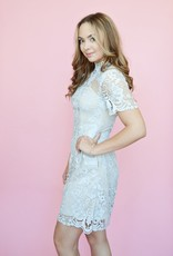 Shilla Ornate Lace Dress