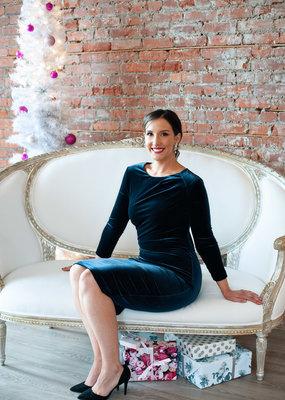 InWear Nisas Velvet Dress