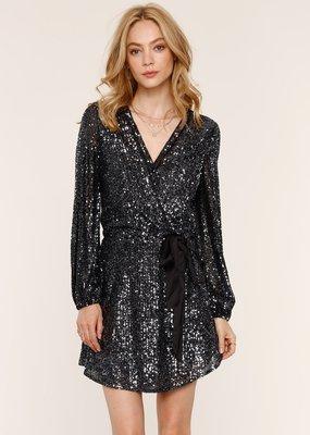 Heartloom Dani Sequin Dress