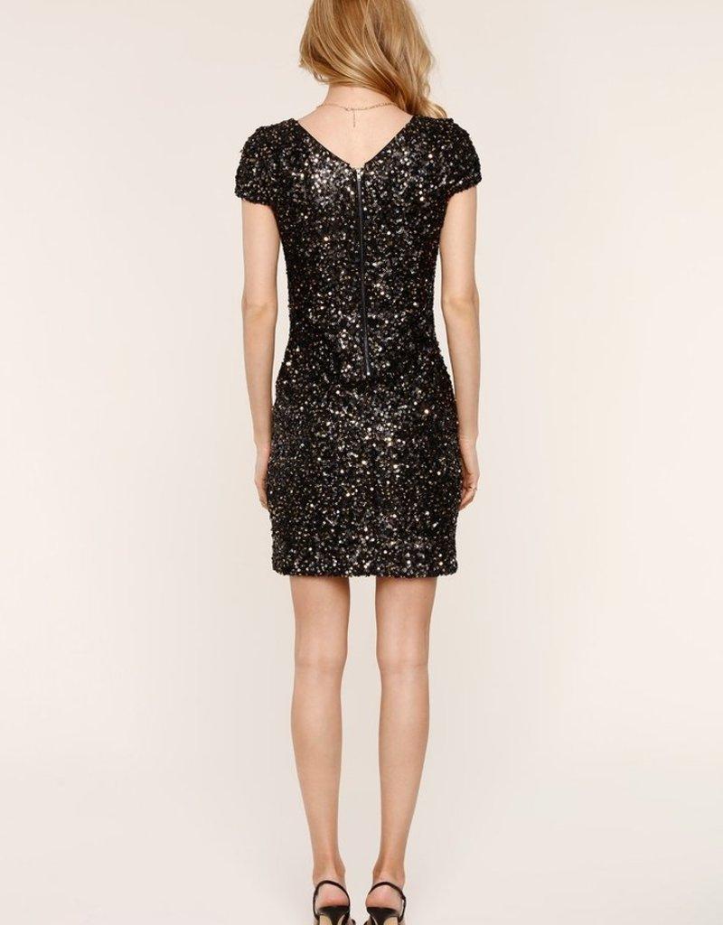 Heartloom Kaley Dress in Black