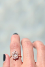 Melanie Auld Medina Ring - Moonstone
