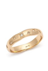 Melanie Auld Constellation Band Ring
