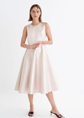 InWear Mairil Rose Gold Metallic Dress