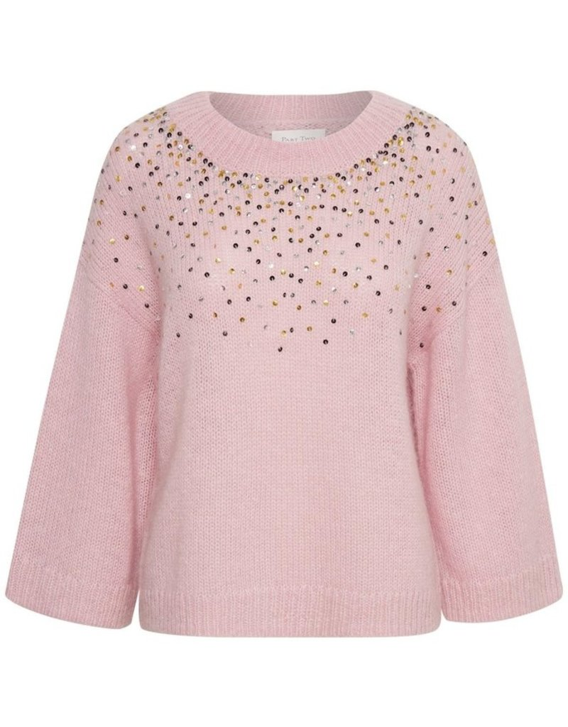 Part Two Oriella Embellished Sweater