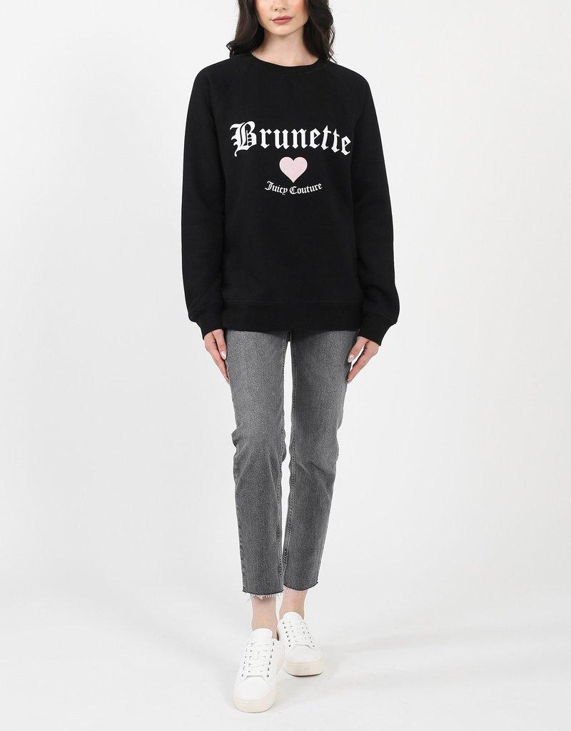 Brunette the Label Juicy Crew Black - Brunette