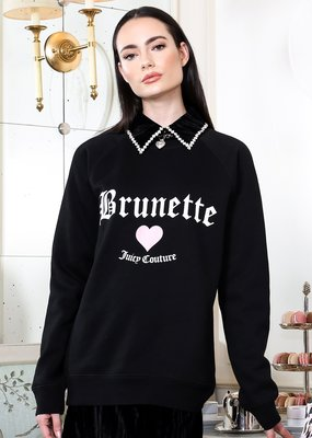 Brunette the Label BTL + Juicy Couture - Juicy Crew in Brunette