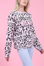 Brunette the Label Juicy Middle Sister Leopard - Blonde