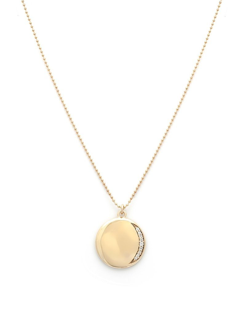 Leah Alexandra Leah Alexandra Eclipse Necklace