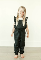 Privilege Juelia Mini Overall Black