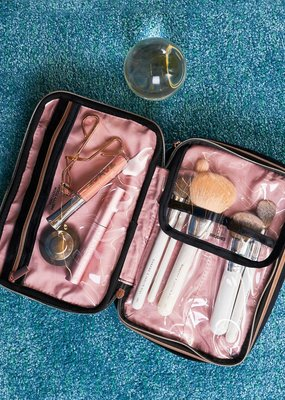 My Tagalongs Velour Beauty Organizer *Two Colours*