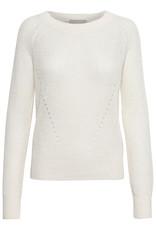 InWear Faribal Off White Pullover