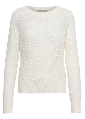 InWear Faribal White Pullover