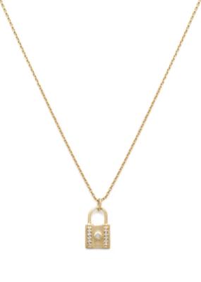 Melanie Auld Melanie Auld - Lock Necklace