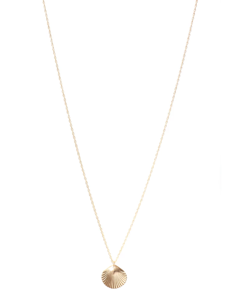 Lisbeth Coast Necklace - Gold