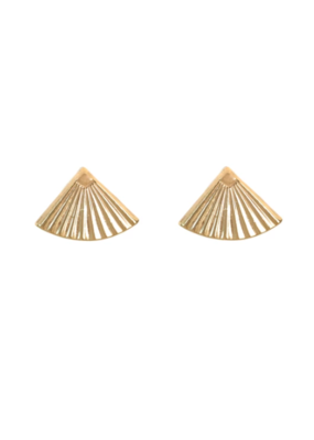 Lisbeth Mini Fan Earring