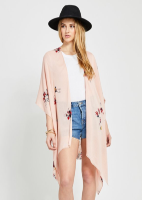Gentle Fawn Gentle Fawn - Gallery Kimono *More Colours*