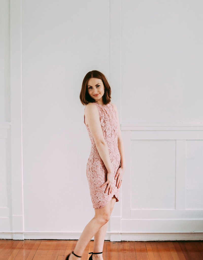 Adelyn Rae Doreen Dress