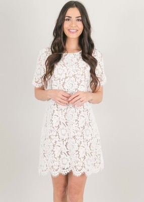 Space46 Addie Lace Dress
