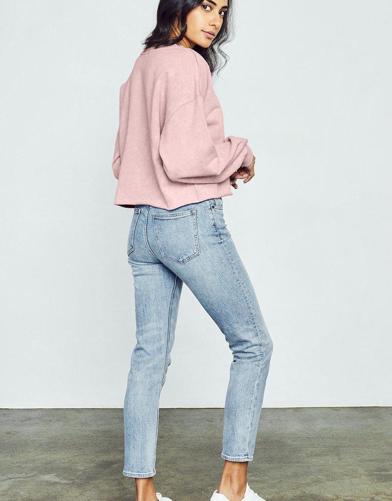 Gentle Fawn Cohen Sweatshirt in Vintage Mauve