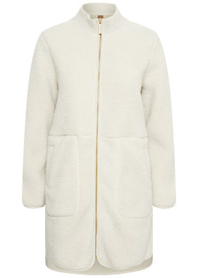 Part Two Aia Lightweight Teddy Bear Coat