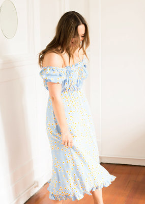 Faithfull Faithfull - Ina Midi Dress