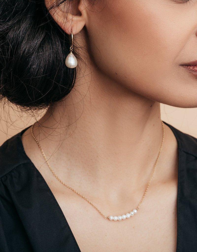 Olive & Piper Archer Pendant Necklace