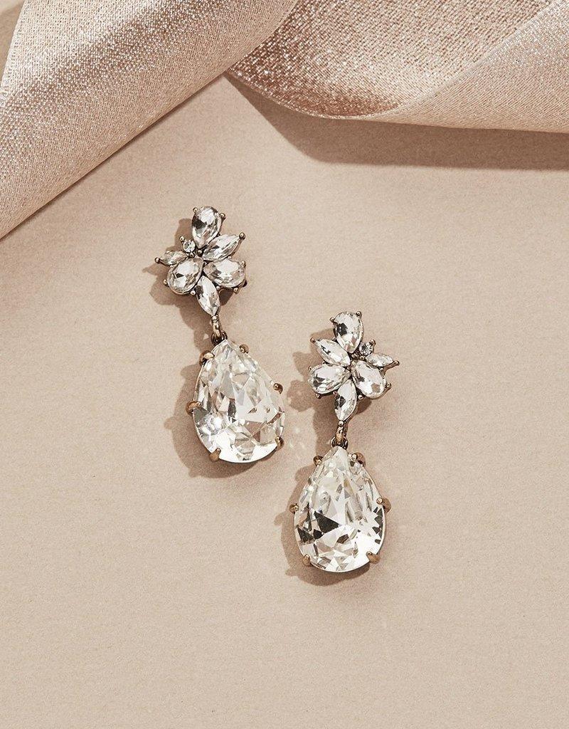 Olive & Piper Harriet Drop Earring - Gold
