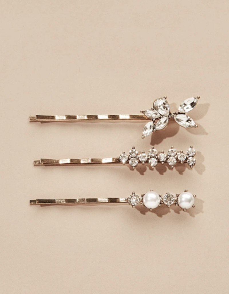 Olive & Piper Emery Hair Pin Set
