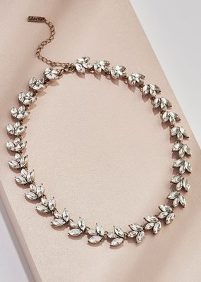 Olive & Piper Olive & Piper - Sophia Crystal Collar Necklace
